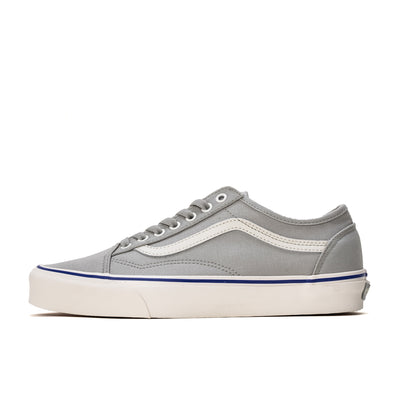 Vans Old Skool Tapered - Mineral Grey / Spectrum Blue - Side - Off The Hook Montreal