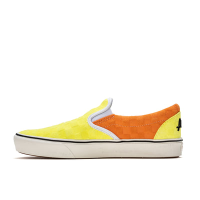 Vans x Penn Slip-On - Yellow / Orange - Side1 - Off the Hook Montreal