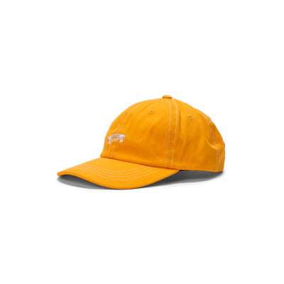 Vans OG Curved Bill Jockey Cap - Bright Merigold - Front - Off The Hook Montreal