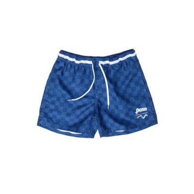 Vans x Penn Volley Short - Front - Navy - Off The Hook Montreal
