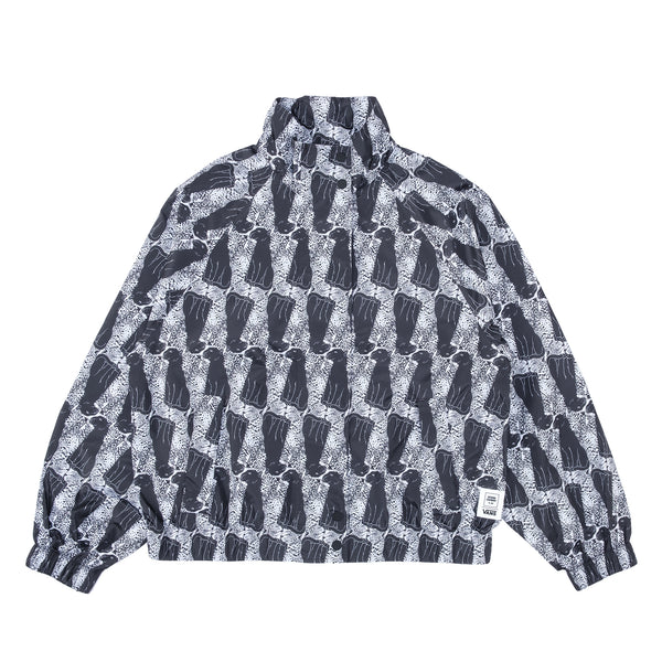 Vans X Opening Ceremony - Leopard Jacket W - Front - Off The Hook Montreal
