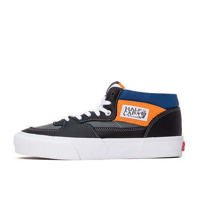 Vans Halfcab Vlt LX - Black / Pewter - Side - Off The Hook Montreal #color_black_pewter