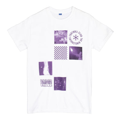 OTH x Ringleaders WFFL T-Shirt - White - Front - Off The Hook Montreal