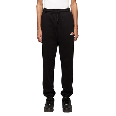 ANR Classic Logo Sweatpants - Black - Back - Off The Hook Montreal #color_black