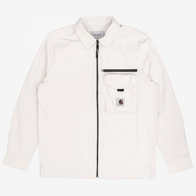 Carhartt WIP Hayes Shirt Jacket - Pebble - Front - Off The Hook Montreal