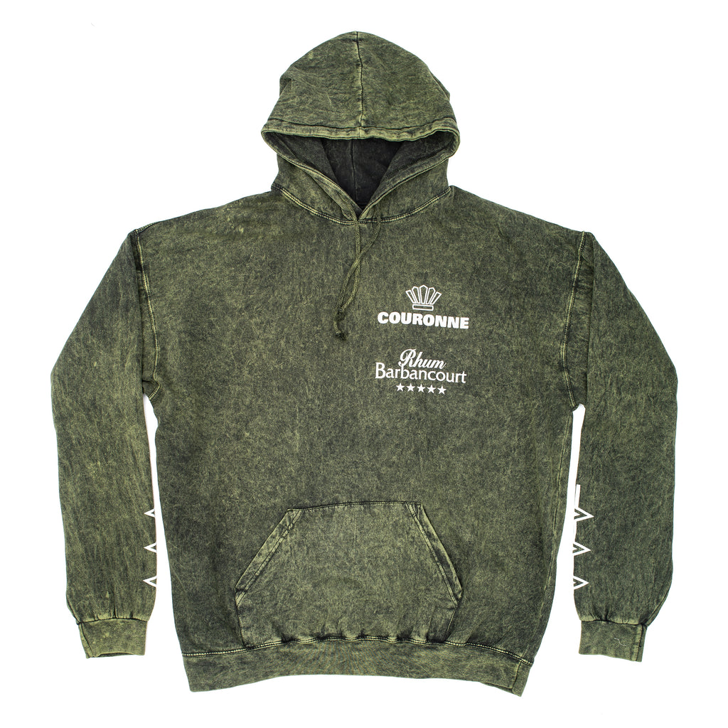 Sapologie Hoodie Mineral Green
