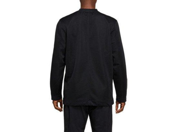 ASICS | 2031B568 M Thermopolis Fleece Crew Black | Off The Hook Montreal