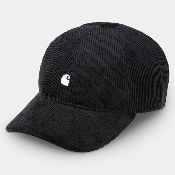 Carhartt WIP I026890 Harlem Cap Black / Wax disponible chez off the Hook Montréal