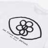 LeBicar and OTH present part two of «Les fleurs sont partout», a capsule collection reminding us the importance of looking on the bright side of life :)   «There are always flowers for those who want to see them». - Henri Matisse  100% Cotton T-Shirt 4.4oz Silkscreen print Product code: leBicarxOTH01 off the hook oth streetwear boutique canada montreal art artist