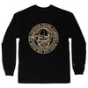 Vintage Frames Went Off The Hook L/S T-Shirt Black