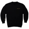 Vintage Frames Went Off The Hook Crewneck Black