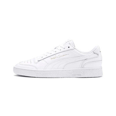 Puma 37084608 Ralph Sampson Lo White/White - side - available at off the hook montreal