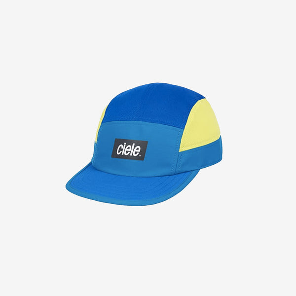 Ciele CLGCS.EB001-BLU/TEAL/YLW-O/S GOCap Seawall Blue/Teal/Yellow - 45deg - available at off the hook montreal