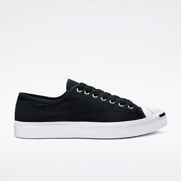 Jack Purcell Ox Black/White available at off the hook montreal