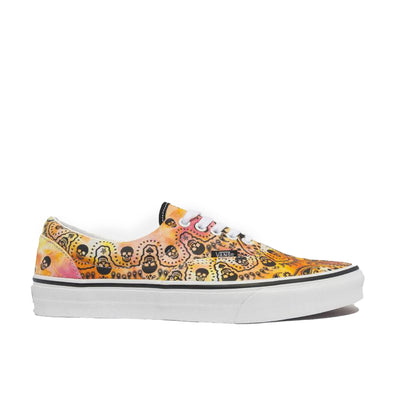 Vans Era Bandana Tie Dye/Orange - Side - Off The Hook Montreal