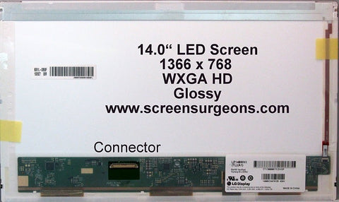 ASUS X44 Laptop LED Screen