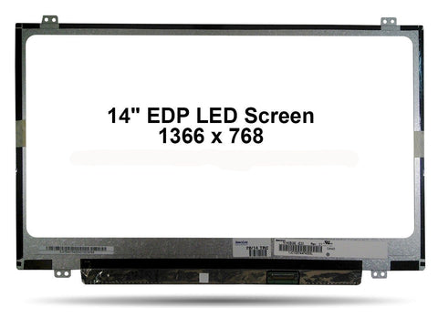 HP Chromebook 14 G3 Laptop LED Replacement Screen
