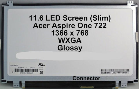 Acer C710 C7 Chromebook LED Screen - Screen Surgeons