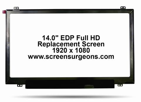 Dell Vostro 14 5471 Laptop Replacement LCD Screen - Screen Surgeons