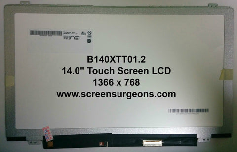 Dell Inspiron 14-5000 Inspiron 14 5447 Replacement Touch Screen