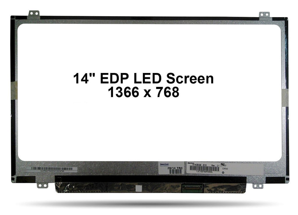 Lenovo N42 Chromebook Replacement LED Screen