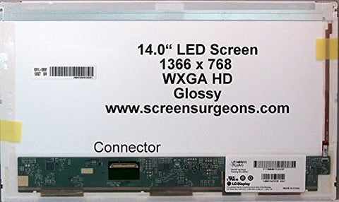 Toshiba Satellite L745 L745D Laptop LCD Replacement Screen - Screen Surgeons