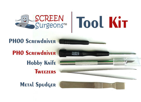 Laptop Screen Replacement Tool Kit