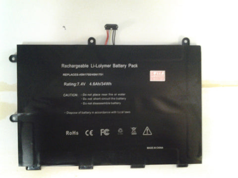 Lenovo Chromebook 11e 1st Gen Replacement Battery (45N1750) - Screen Surgeons