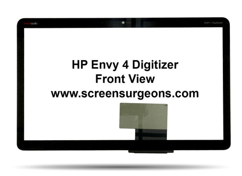 HP Envy 4 Replacement Digitizer - Screen Surgeons