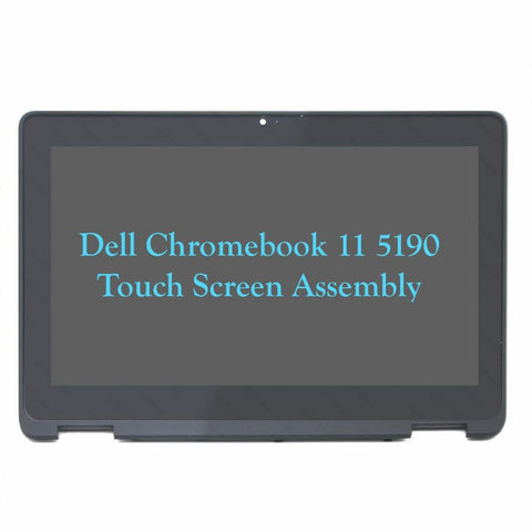 Dell Chromebook 11 5190 Replacement Touch Screen Assembly