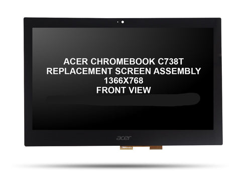 Acer Chromebook C738T Replacement Screen Assembly - Screen Surgeons