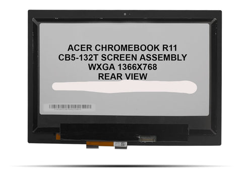 Acer Chromebook R11 CB5-132T Replacement Screen Assembly - Screen Surgeons