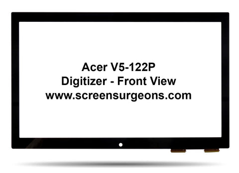 Acer V5-122P Touchscreen Replacement Digitizer - Screen Surgeons