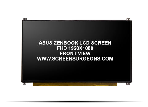 Asus Zenbook UX303 UX32A UX31A Replacement FHD LCD Screen - Screen Surgeons