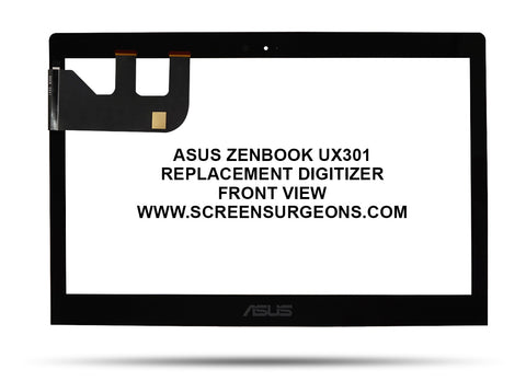 Asus Zenbook UX301 Replacement Digitizer - Screen Surgeons