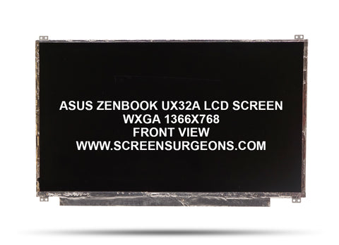 Asus Zenbook UX32A Replacement HD LCD Screen
