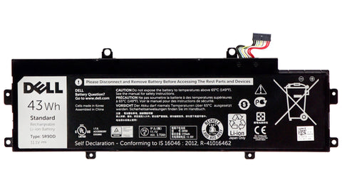 Dell Chromebook 11 3120 2nd Gen Replacement Battery