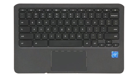 HP Chromebook 11 G6 EE Replacement Keyboard Assembly - Screen Surgeons
