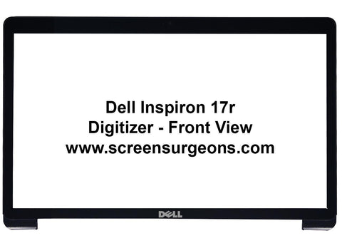 Dell 17R Touchscreen Digitizer Replacement