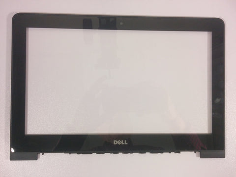 Dell Chromebook 11 Screen Bezel and Glass Cover Assembly - Screen Surgeons