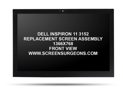 Dell Inspiron 11 3152 Replacement Screen Assembly - Screen Surgeons