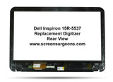 Dell Inspiron 15R-5537 Replacement Digitizer