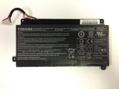 Toshiba Chromebook CB35-A Series Replacement Battery