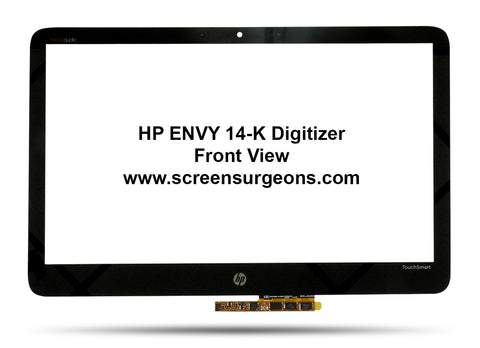 HP ENVY Touchsmart 14-K Replacement Digitizer - Screen Surgeons