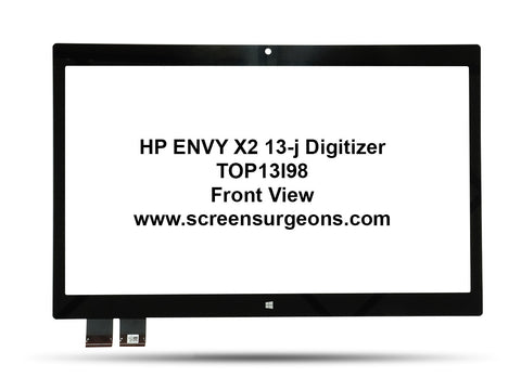 HP ENVY X2 13-j Replacement Digitizer