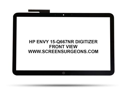 HP Envy 15-Q667NR Replacement Digitizer - Screen Surgeons