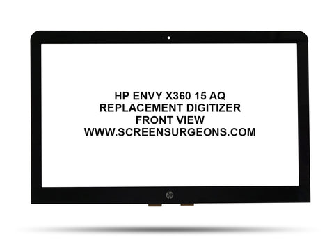 HP Envy x360 15 AQ Replacement Digitizer - Screen Surgeons