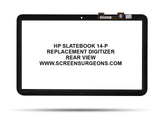 HP SlateBook 14-P Replacement Digitizer - Screen Surgeons