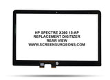 HP Spectre x360 15-AP Replacement Digitizer - Screen Surgeons