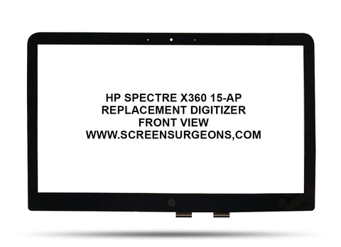 HP Spectre x360 15-AP Replacement Digitizer